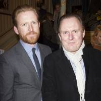 Tom Goodman-Hill and Robert Glenister
