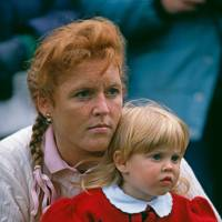 Princess Beatrice and Sarah, Duchess of York
