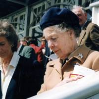 The Countess of Eglinton and Winton and the Dowager Countess Cadogan