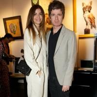 Sarah MacDonald and Noel Gallagher