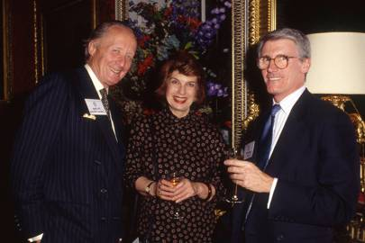 Peter Hornby, Valerie Javeri and John Stratton
