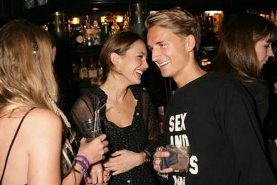 Lavinia Brennan and Ollie Proudlock