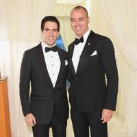 Eli Roth and Milutin Gatsby