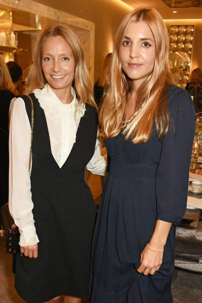Martha Ward and Scarlett Spencer-Churchill