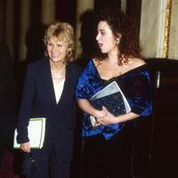 Julie Walters and Nadine Sawalha