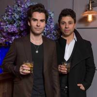 Kelly Jones and Adam Zindani