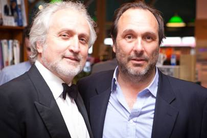 Nick Allott and David Macmillan