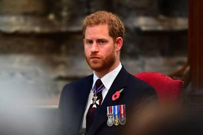 El duque de Sussex