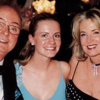Ned Ryan, Chloe Delevingne and Mrs Galen Weston