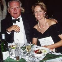 Robert Sangster and Mrs Richard Northcott