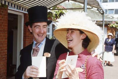Joe O'Flynn and Sophie Lillingston