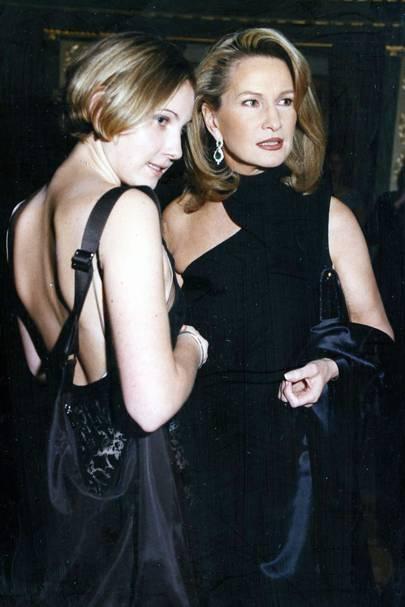 Natasha Sutherland and Mrs Alan Sutherland