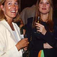 Louise Brassey and Mrs Rupert Cordle