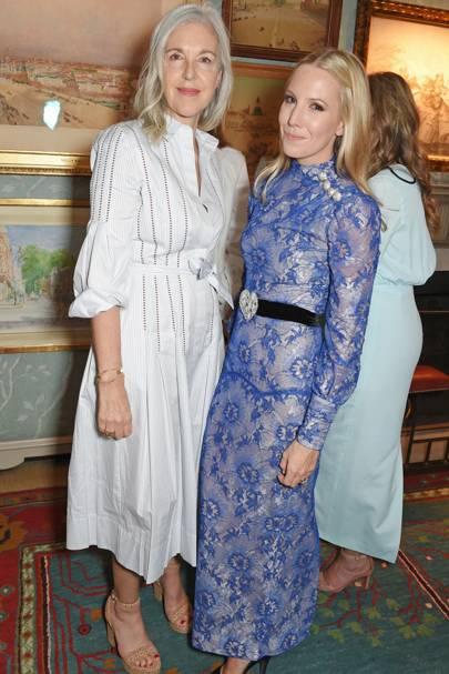 Ruth Chapman and Alice Naylor-Leyland