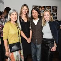 Caroline Burstein, Cecilia Chancellor, Timothy Han and Kristina Tjader