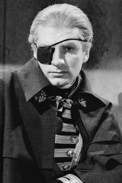 Hot men in eyepatches | tatler.