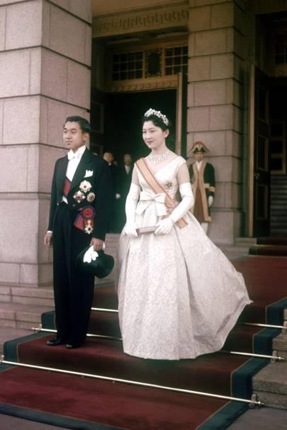 Michiko Shoda – Empress of Japan (b. 1934)