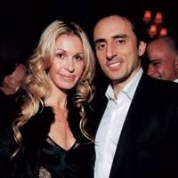Melissa Odabash and Nicholas de Santis