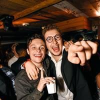 Levi Mattey and Joey Khodari