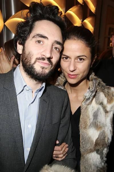 Benjamin Eymere and Victoire De Pourtalès