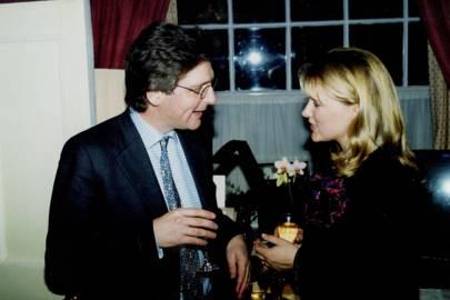 Viscount Dupplin and Lady Dalmeny