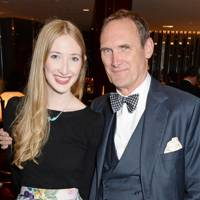 Flora Gill and AA Gill