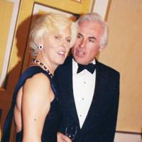 Mrs Neil Balfour and John Danilovich