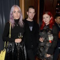 Elizabeth Fraser-Bell, Dan Thawley and Emma Wyman