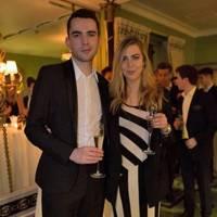 Freddie Richardson and Jacqueline Burns