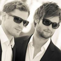Sam Reid and Douglas Booth