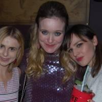 Hannah Sheen, Jaclyn Bethany and Ella Hart