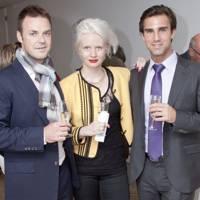 Phil Beatty, Megan Piper and James Beatty