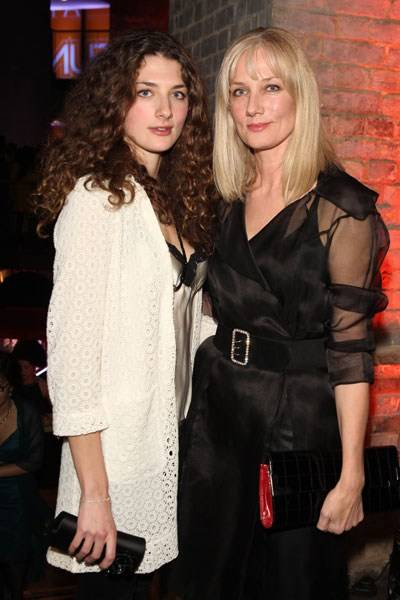 Daisy Richardson and Joely Richardson