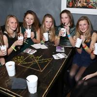 Lucinda Dunlop, Indigo Mason-Hornby, Meg Cunningham, Lottie Zeal, Imogen Dundas, Kathryn Watt and Iona Duckworth