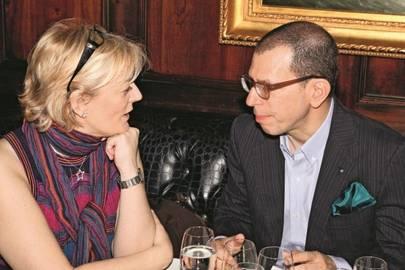 Jo Malone and Jonathan Newhouse