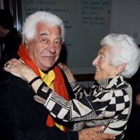 Antonio Carluccio and Elle Smith Juda