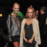 Sophia Hesketh and Mary Charteris