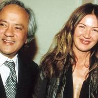 Anish Kapoor and Mrs Anish Kapoor