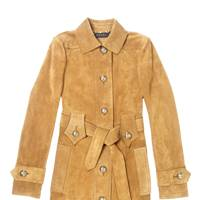 Coat, £2,460, by Gucci