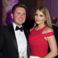 Scott Simpson and Lady Kitty Spencer