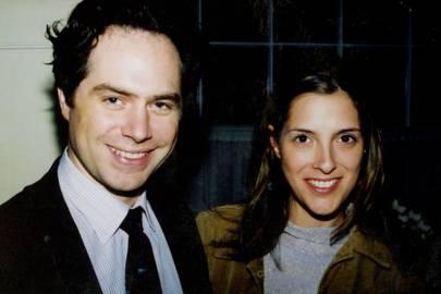 James Higgo and Imogen Green