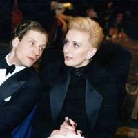 Baron Victor von Maltzahn and Baroness Victor von Maltzahn