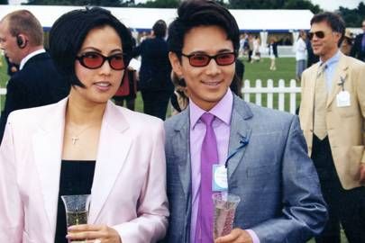 Patty Wong and Andy Wong