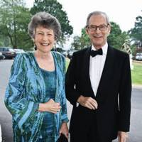 Lady Sainsbury and Sir Timothy Sainsbury