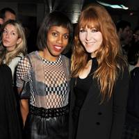 Susan Bender and Charlotte Tilbury