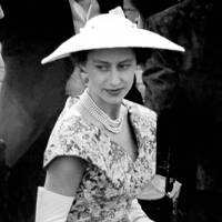 Princess Margaret, Royal Ascot, 1953