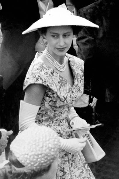 Princess Margaret, Royal Ascot, 1953