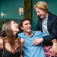 Georgia Goldstein, Emmanuel Cohen and Lucas Barnes