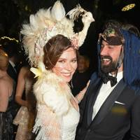 Anna Friel and Jack Guinness