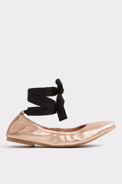 Aldo flat wedding shoes